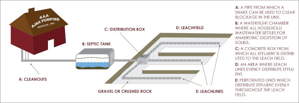 septic tank inspections: ajax pumping